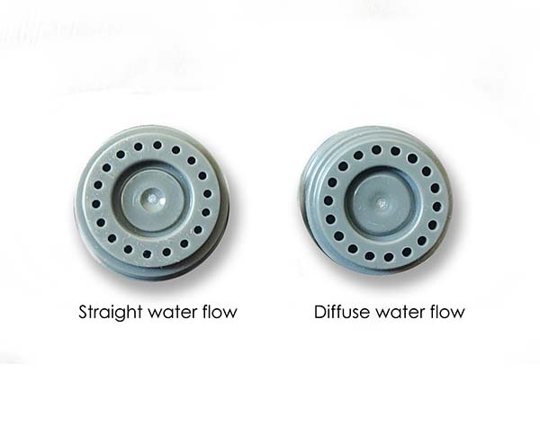 Model upgrade of FQWSA-15 water saver faucet aerator